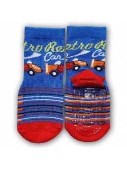 Mėlynos kojinės AUTO