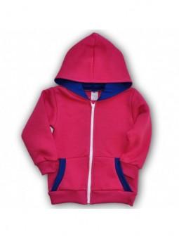 Rožinis džemperis