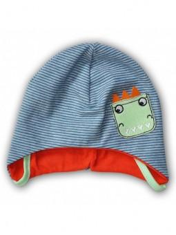 Trikotažinė kepurė KROKODILAS