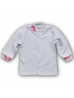 Balti marškinėliai COOKIES