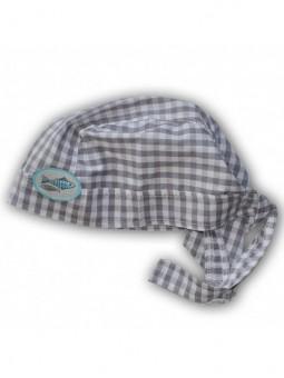 Pilka kepurė-bandana