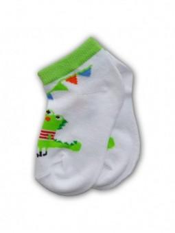 Trumpos kojinės KROKODILAS
