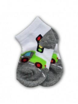 Trumpos kojinės KELYJE