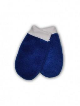Mėlynos pirštinės kūdikiui