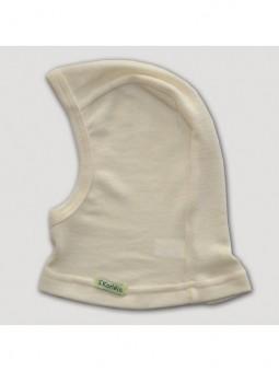 Vilnonė kepurė-šalmas