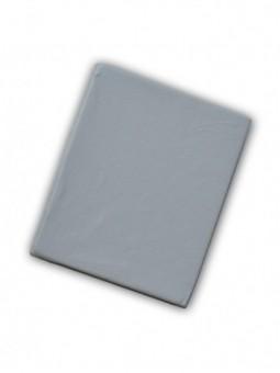Pilka paklodė su guma