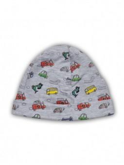 Trikotažinė kepurė MAŠINĖLĖS