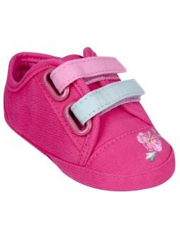 Rožiniai batukai kūdikiams