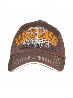 Ruda kepurė 'Racing'