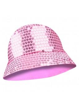 Rožinė blizganti skrybėlaitė