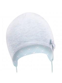 Mėtinė trikotažinė kepurė