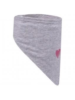 Pilka kaklaskarė - šalikėlis