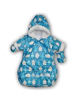 Šiltas miegmaišis kūdikiui