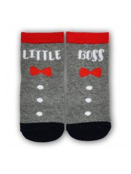 Kojinės LITTLE BOSS