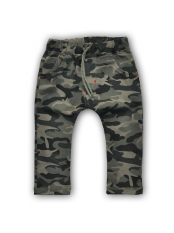 Camouflage boys trousers