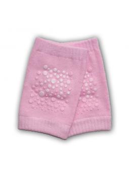 Crawling knee pads pink