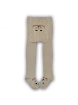 Boys cotton tights LION