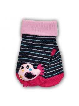 Kojinės su žaisliukais...