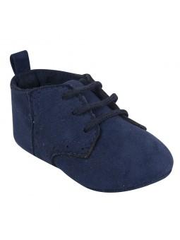 Tamsiai mėlyni batukai...