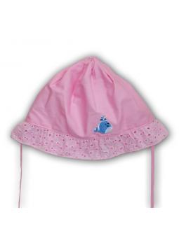 Rausva skrybėlaitė BANGINIUKAS