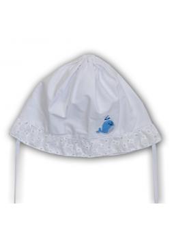Balta skrybėlaitė BANGINIUKAS