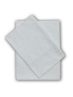 Baltas užvalkalų komplektas