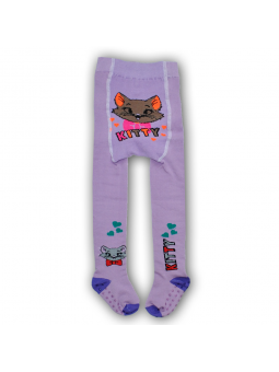 Girls ABS cotton tights KITTY