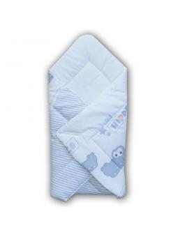 Baby swaddling blanket ZOO...