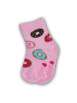 Girls socks DONUTS