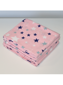 Flannel diaper STAR
