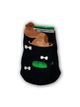 Cotton terry baby boys socks