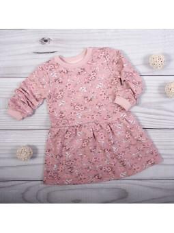 Girls flowered dress