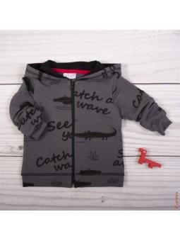 Boys hoodie CROCODILE