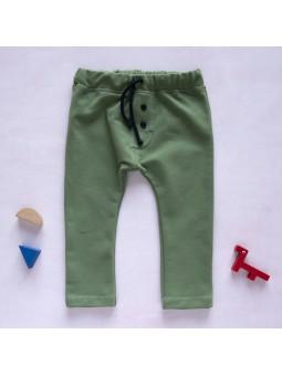 Samaninės spalvos kelnės