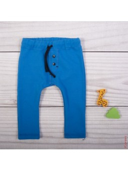 Blue boys trousers
