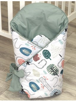 Baby swaddling blanket...