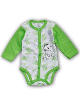 Baby bodysuite ZEBRAS...