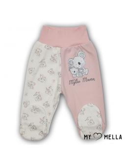 Baby trousers KOALA powder...