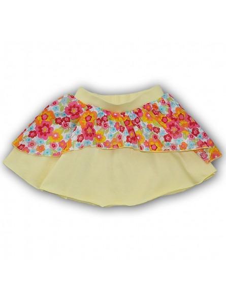 Puošnus sijonas FLOWER