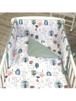 copy of 5pcs baby bed...