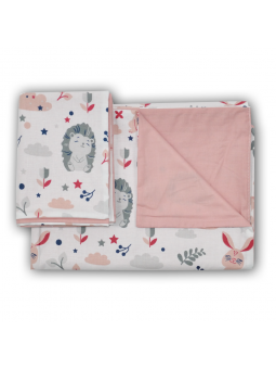 Duvet set for baby bed...