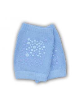 Crawling knee pads blue