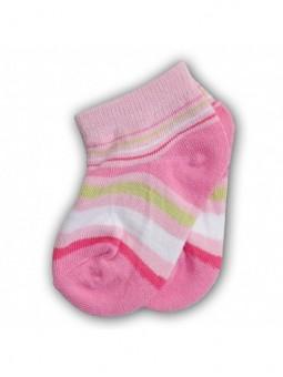 Trumpos dryžuotos kojinės