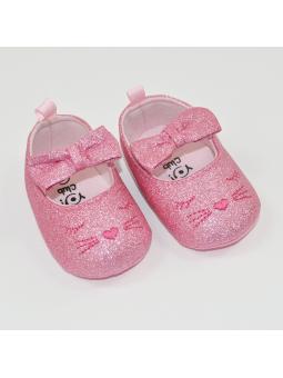 Batukai kūdikiams rožiniai...