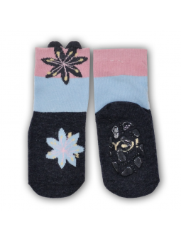 Kojinės silikoniniais...