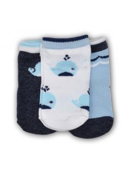 Baby boys socks set 3 pairs...