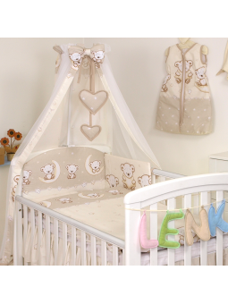 Baby bed clothes 6pcs Bear...