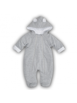 Baby overall grey