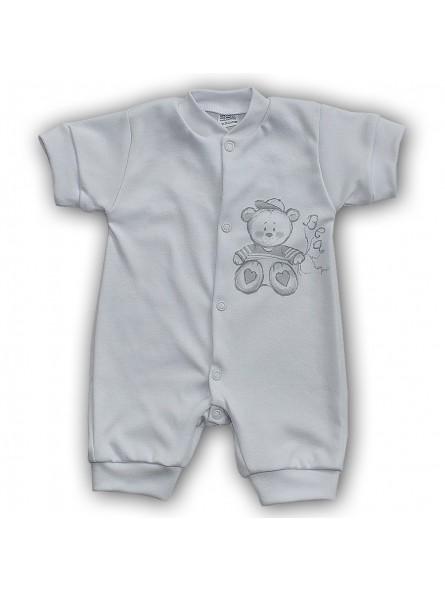 Pilkšvas romperiukas SWEET BABY