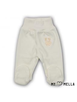 Baby trousers CLASSIC ecru